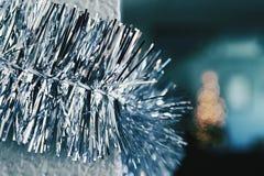 Bokeh d'hiver Photos libres de droits