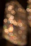 Bokeh de la iluminación del cordero Foto de archivo