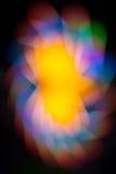 Bokeh de la luz de neón Imágenes de archivo libres de regalías