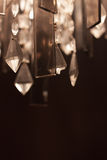 Bokeh de los cristales del fondo Fotografía de archivo libre de regalías