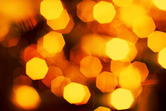 Bokeh defocused lights Royalty Free Stock Images