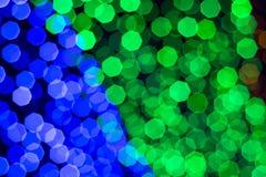 Bokeh del arco iris Imagen de archivo libre de regalías