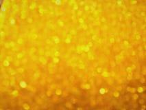 Bokeh del oro nuevo Foto de archivo libre de regalías
