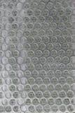 Bokeh discordant en acier de texture Photographie stock libre de droits