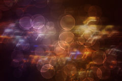 Bokeh effect Royalty Free Stock Images