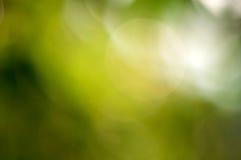 Bokeh-Effekt, auf einen abstrakten Hintergrund Lizenzfreie Stockfotografie