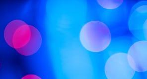 Bokeh färgrik abstrakt bakgrund Fotografering för Bildbyråer