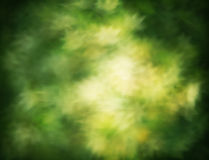 Bokeh filter effect abstract backbround Stock Images