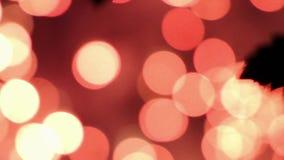 Bokeh firework display Royalty Free Stock Image