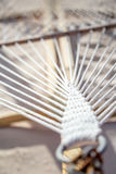 Bokeh hammock Royalty Free Stock Photo
