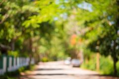 Bokeh hermoso green0 brillante NEF Fotos de archivo libres de regalías