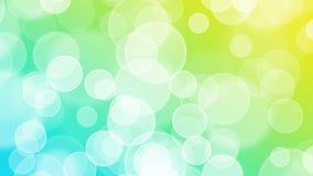 Bokeh Hintergrund stockbilder