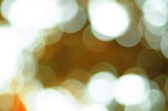 Bokeh Hintergrund Lizenzfreies Stockbild