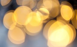 Bokeh holiday background. Golden bokeh holiday background Stock Images