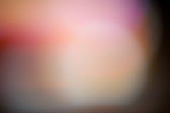 bokeh kleurenachtergrond Stock Foto