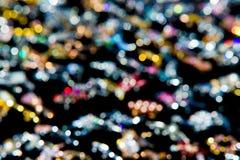 Bokeh la qualità visiva delle aree sfuocate di un photogr immagine stock libera da diritti
