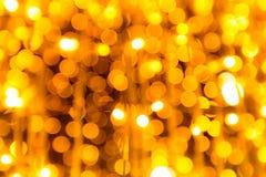 Bokeh Leuchten Lizenzfreies Stockfoto
