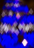 Bokeh-Licht Stockbild