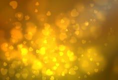 Bokeh-Lichtbeschaffenheit Lizenzfreies Stockfoto