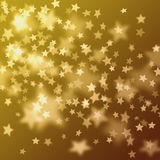Bokeh-Lichtbeschaffenheit Lizenzfreies Stockbild