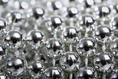 Bokeh ligero abstracto de las bolas Foto de archivo