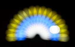 Bokeh light Stock Images