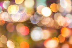 Bokeh Light Abstract Stock Photos