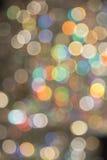 Bokeh of light Stock Image