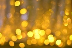 Bokeh light effect Colorfull Blur abstract background.  Stock Photo