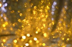 Bokeh light effect Colorfull Blur abstract background Stock Photos