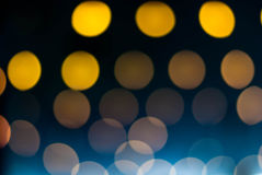 Abstract of bokeh Stock Image