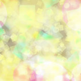 Bokeh light pastel background Royalty Free Stock Images