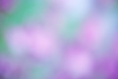 Bokeh Light on pastel color Background.  Royalty Free Stock Images
