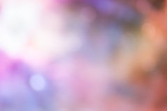 Bokeh Light on pink Pastel color Background stock photos