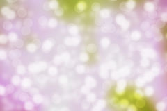 Bokeh Light on pink Pastel color Background royalty free stock images