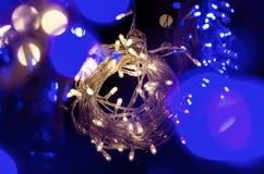 Bokeh Lighting effect Royalty Free Stock Images