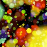 Bokeh / lights Royalty Free Stock Images