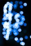 Bokeh lights Stock Photos