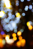 Bokeh lights Royalty Free Stock Images