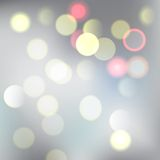 Bokeh lights Stock Images
