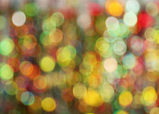 Bokeh lights background, close up Stock Images
