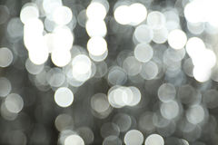 Bokeh lights background, close up Stock Photos