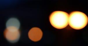 Bokeh lights background Stock Images