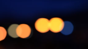 Bokeh lights background Royalty Free Stock Photos