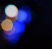 Bokeh lights background Stock Image