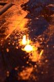 Bokeh lights background Stock Photography