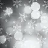 Bokeh lights Beautiful Christmas background. Stock Photo