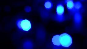 Bokeh lights blur Stock Photography