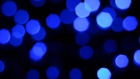 Bokeh lights blur Royalty Free Stock Images
