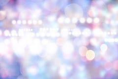 Bokeh lights Stock Images